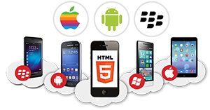 Mobile apps development London